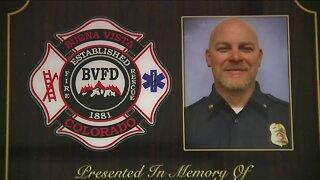 Remembering Buena Vista firefighter David McGill