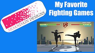My favorite Fighting games