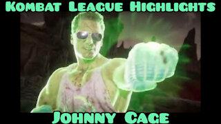 Johnny Cage vs Kombat League - Mortal Kombat 11 Aftermath