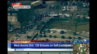 Active shooter reported at an Illinois manufacturer