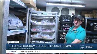 Collier County Public Schools provide food through summer