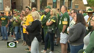 Packers fans react to season opener