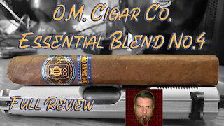 O.M. Cigar Co. Essential Blend No. 4 (Full Review) - Should I Smoke This