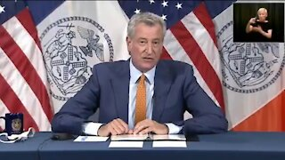 After Plans to Defund The Police, NYC Mayor Will Now 'Flood The Zone' With Cops