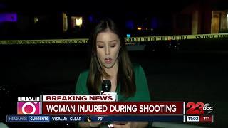 Woman injured during shooting in northwest Bakersfield