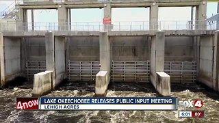 Meeting to discuss future of Lake Okeechobee releases
