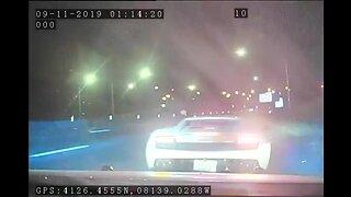 Man driving Lamborghini 131 mph: 'I was just showing off'