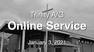 Online Service for Jan 3 2021
