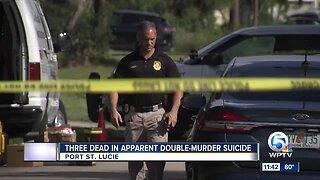 Double murder/suicide