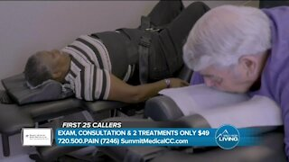 Affordable Solutions For Chronic Pain // Summit Medical Care Center