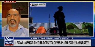 Legal Immigrant Has a Message for Open Border Democrats