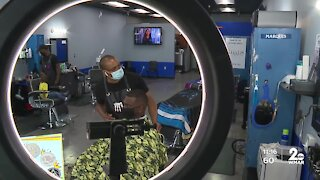 Odenton barbershop will give free haircuts to kids in foster or adoptive care for the rest of the year