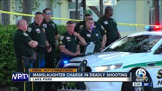 Man arrested for manslaughter after new video of shooting surfaces
