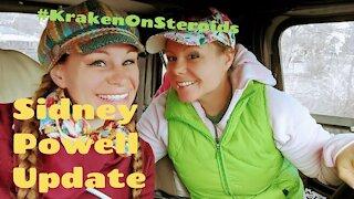Sidney Powell Update! #KrakenOnSteriods