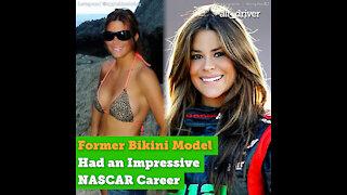 Former Bikini Model Had an Impressive NASCAR Career