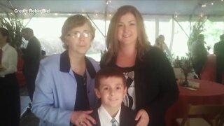 Blasdell mom's journey through grief, unemployment