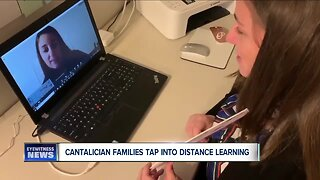 Cantalician school families tap into 'Distance Learning'