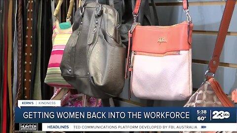 Kern's Kindness: Dress for Success helps women reenter workforce.