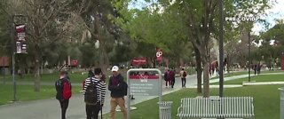 UNLV student tests positive for COVID-19