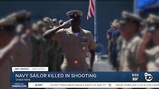 Navy sailor killed in Chula Vista shooting