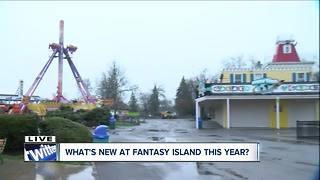 Fantasy Island prepares for opening weekend