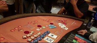 Las Vegas gambler wins $670K