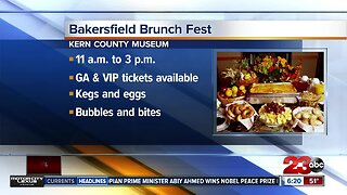 Brunch Fest launching it's first event in Bakersfield