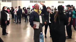 Republican Challengers Kicked Out Of Detroit Polling Place