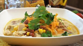 White Chicken Chili | It's Only Food w/ Chef John Politte