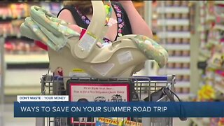 Ways to save on your summer road trip