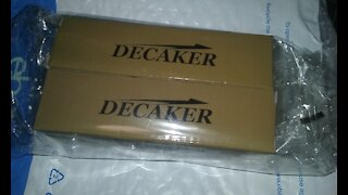 Decaker WF502B LED Flashlight ZOOM