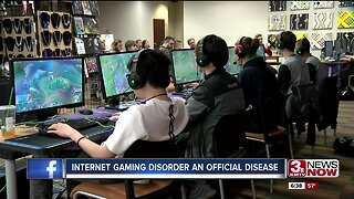 Internet Gaming Disorder an official disease