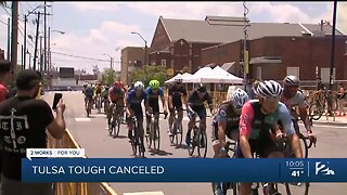 Tulsa Tough Canceled