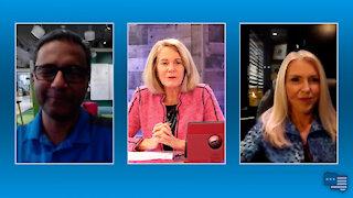 Caroline Wetherington & Raj Doraisamy   ACWT Interview 3.16.21
