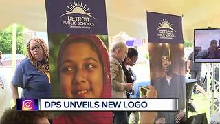 Detroit Public Schools unveil new logo
