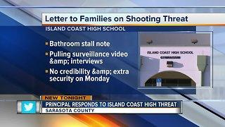 Island Coast High School releases statement regarding a threat