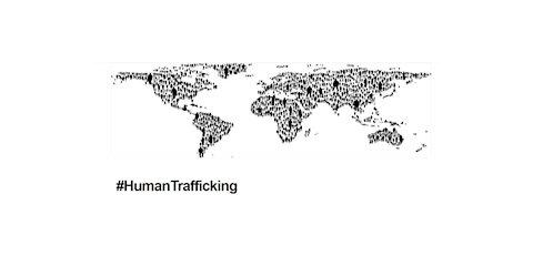 #HumanTrafficking