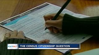 PolitiFact Wisconsin: 2020 Census Citizenship Question