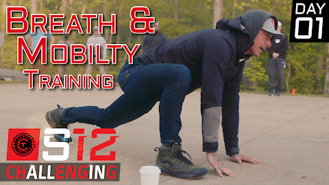 Breath and Mobility Training // May 2021 S12 Event