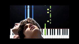 Sufjan Stevens - Visions of Gideon (Piano Tutorial)
