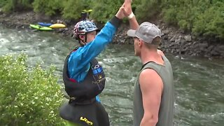 Idaho's royal family of kayakers takes over the North Fork Championship