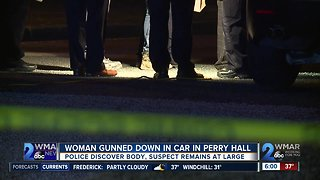 Woman found shot to death in her car in Perry Hall