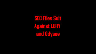 SEC Files Suit Against LBRY and Odysee 3-29-2021