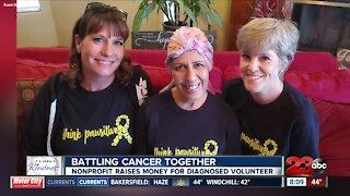 Bakersfield nonprofit rallies around friend battling cancer