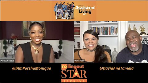 David and Tamela Mann talks new music, #RelationshipGoals, season 2 'Assisted Living' and more!