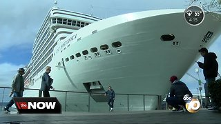 Port of San Diego expects further cruise ship resurgence in 2019