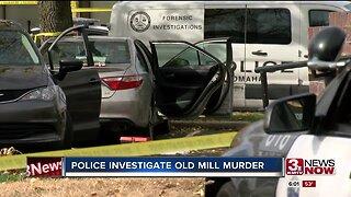 Police investigate Old Mill murder