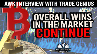INTERVIEW Special with Trade Genius: You can still invest with profit despite current events. Watch.