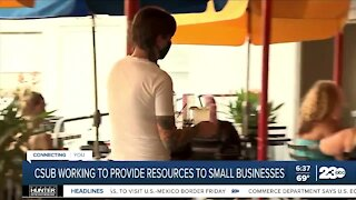 CSUB working to provide resources to small businesses