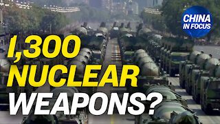 US, China eye nuclear deterrence; Thousands of Dr. Fauci's emails published   China in Focus